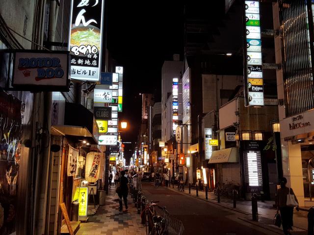 ノルマ無しのキャバクラ多数!交通が便利な大阪のオフィス街┃西中島